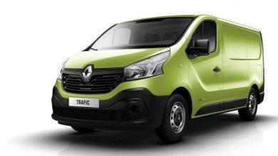 Noul Renault Trafic este disponibil în România de la 17.00 euro