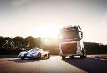 Volvo Trucks vs Koenigsegg