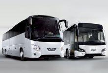EVW Holding importator VDL Bus & Coach