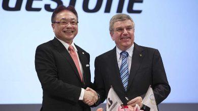 Bridgestone sponsor oficial al Jocurilor Olimpice
