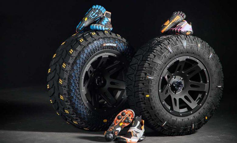 Hankook Tire a lansat două anvelope concept