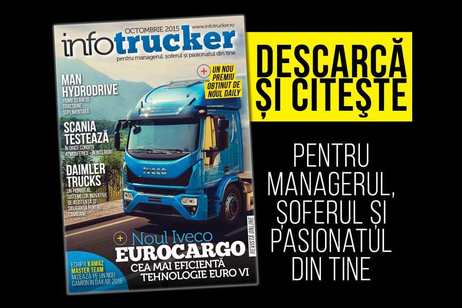 Revista online infoTrucker