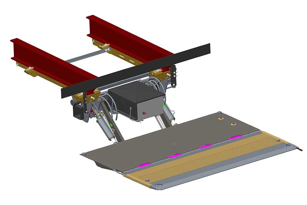 Palfinger MBB C 500 și MBB R 1500 S vor fi prezentate la Solutrans 2015