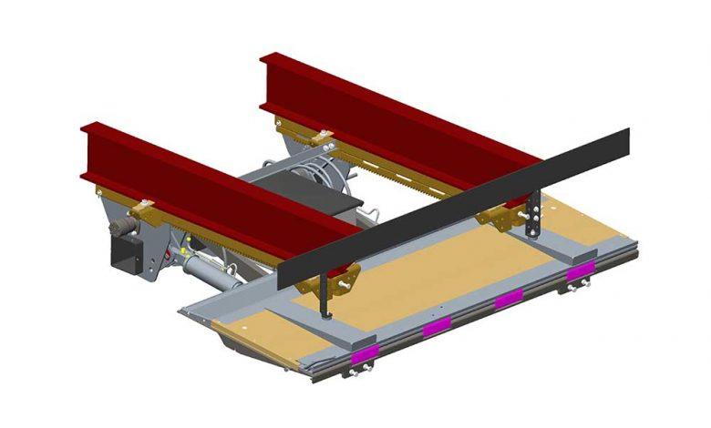 lift hidraulic MBB R 1500 S
