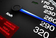 Șofer depistat cu 218 Km/h pe autostrada A3