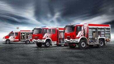 vehicule speciale de luptă împotriva incendiilor