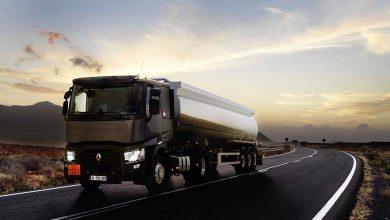 Cisterna Renault Trucks T