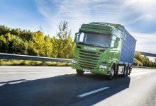 Camioanele Scania certificate Piek-Keur QuietTRUCK pentru distribuție nocturnă