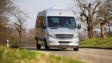 Mercedes-Benz Sprinter a împlinit 20 de ani