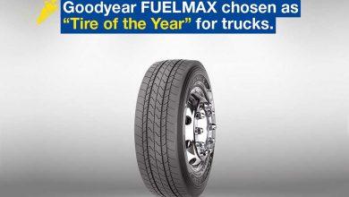 """Goodyear FUELMAX, votată """"Anvelopa Anului"""" pentru camioane în Spania"""