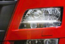 Începând cu 2016, TGX D38 va fi echipat cu lumini de zi LED