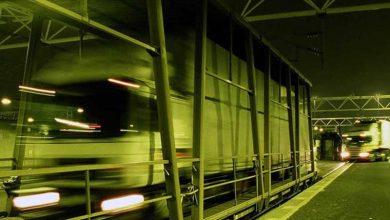 Eurotunnel: Record de camioane în luna noiembrie