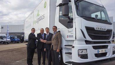 Iveco a livrat al 1000-lea camion pe gaz companiei CityLogistics