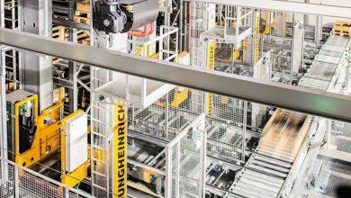 Jungheinrich va echipa noul Centru de Distribuţie IKEA din Rusia
