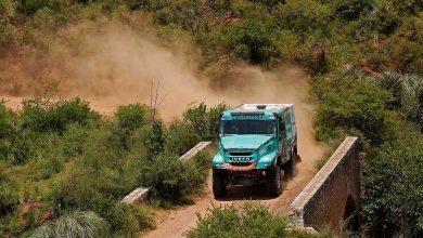 Petronas De Rooy Iveco pe podiumul Dakar Rally după 3 etape