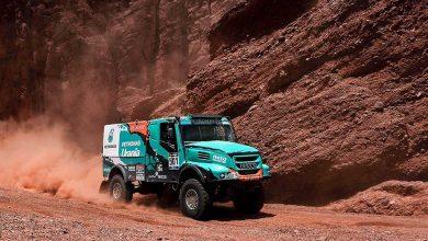 Gerard De Rooy câștigă a 8-a etapă și duce Iveco în fruntea Dakar