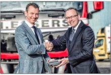 DKV Euro Service a înregistrat OBU cu numărul 40.000