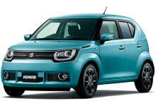 Suzuki a prezentat modelul IGNIS în Japonia