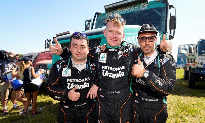 Iveco și De Rooy au câștigat Dakar Rally 2016