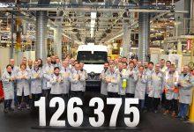 Record de producție în 2015 pentru Renault Master