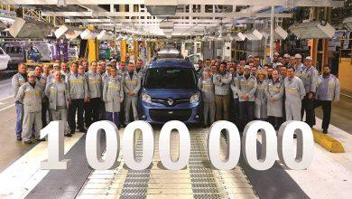 Renault a produs modelul Kangoo cu numărul 1.000.000