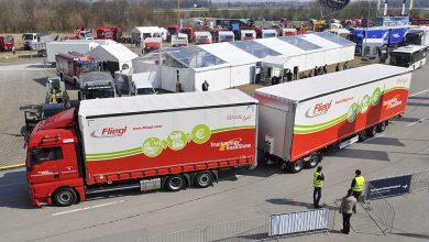 Spania a autorizat utilizarea camioanelor de până la 25.25 de metri