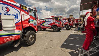 EVM Rally Team pregătită de startul în Dakar Rally 2016