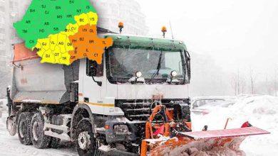 Circulație închisă sau blocată pe mai multe drumuri naționale