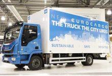 Noul Iveco Eurocargo CNG câștigat de Maganetti în cadrul Charity Stars
