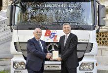 Barsan Global Logistics și-a extins flota cu 450 de Mercedes-Benz Actros 1841