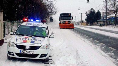 Atenționarea meteorologică de cod galben în Călărași, Constanța și Tulcea