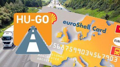 Plata taxei de tranzit HU-GO din Ungaria cu ajutorul cardul euroShell
