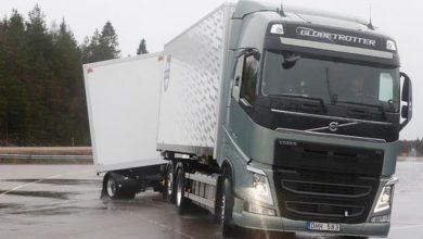 Volvo Trucks a lansat frâna antiforfecare