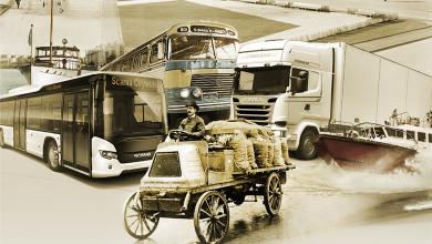De ce Scania? O serie de povești cu și despre compania suedeză