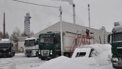 Sentințe neobișnuite în Danemarca pentru gheață cazută de pe camion: șoferii trebuie să repete examenele