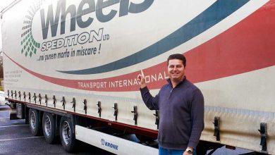 Wheels Spedition conduce în clasamentul Scania Driver Support (SDS)