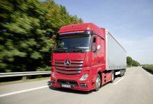 Camioanele Mercedes-Benz certificate pentru motorină HVO