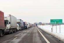 Rusia a restricționat accesul camioanelor din Polonia și Belarus