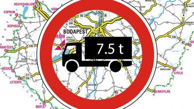 Restricții În UNGARIA pentru camioane de peste 7.5 tone începând cu 1 MARTIE