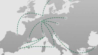 Lannutti va lansa o ruta intermodală între Belgia și Italia