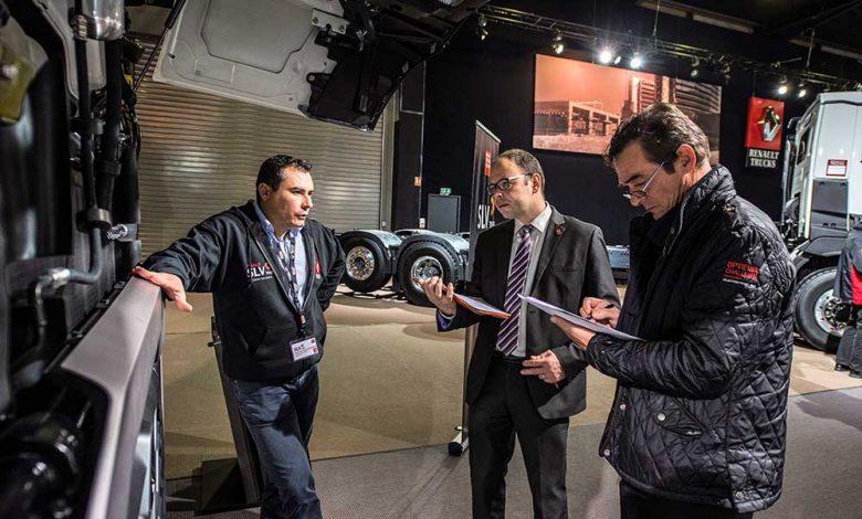 Renault Trucks se focusează pe specialiștii în predarea vehiculelor (VDS)