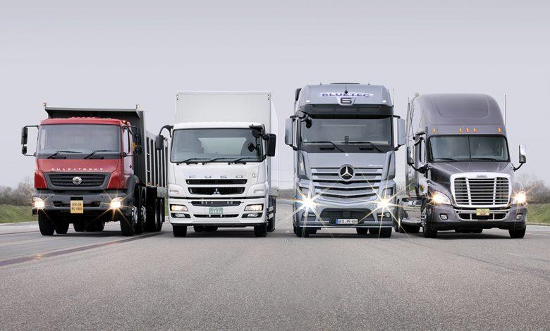 Daimler Trucks a vândut în jur de 500.000 de camioane în 2015