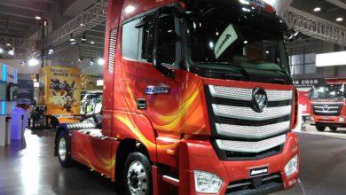 Foton Internet Super Truck camion inteligent al chinezilor