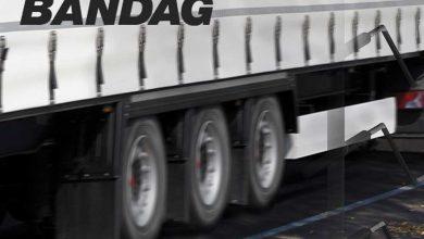 Noua anvelopă Bandag BRR-UWB pentru semiremorci mega
