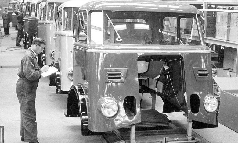 DAF Trucks sărbătorește 50 de ani de producție în Belgia