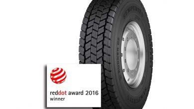 Semperit Runner D2 premiat cu Red Dot pentru design