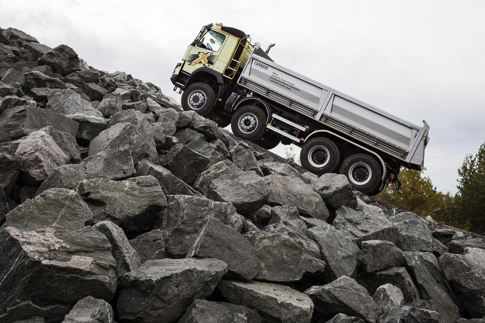 Volvo Trucks lansează transmisia I-Shift cu trepte de forță