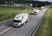 Ce este și cum funcționează un pluton de camioane?