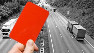 """Interdicția sectorială a camioanelor din Austria sancționată cu """"roșu"""" de UE"""