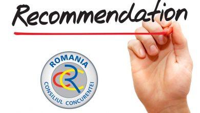 Consiliul Concurenței recomandă